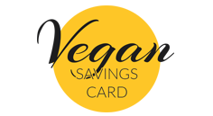 vegan savings card