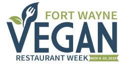 fort wayne vegan restaurant week