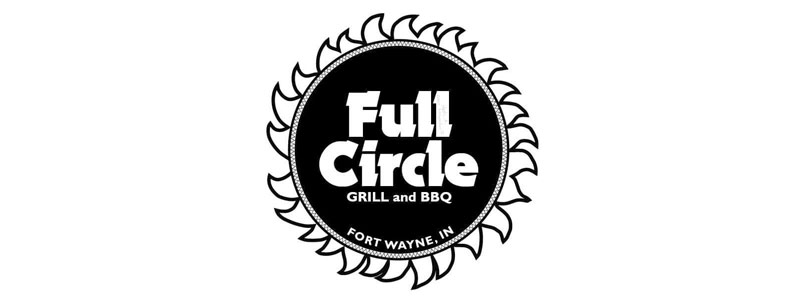 full circle grill bbq