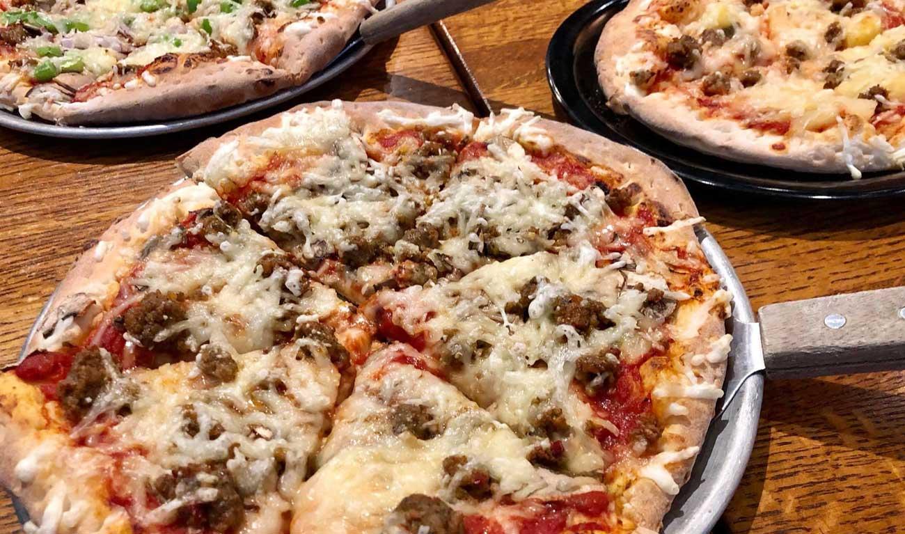 vegan pizza fort wayne